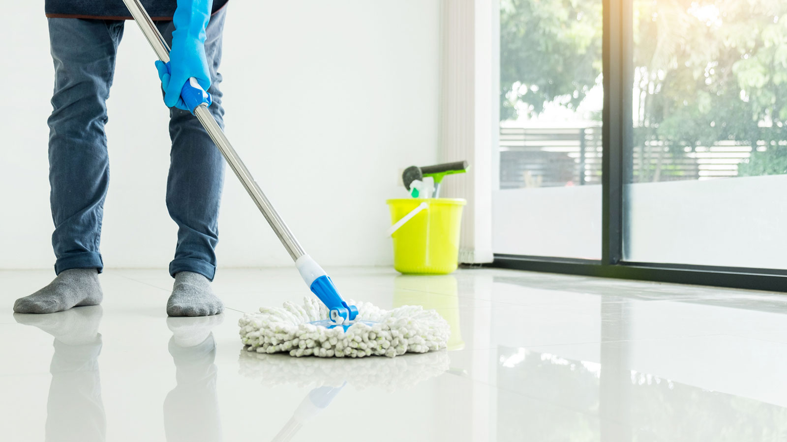 Are Your Floors Covered in Scuffs and Grime?